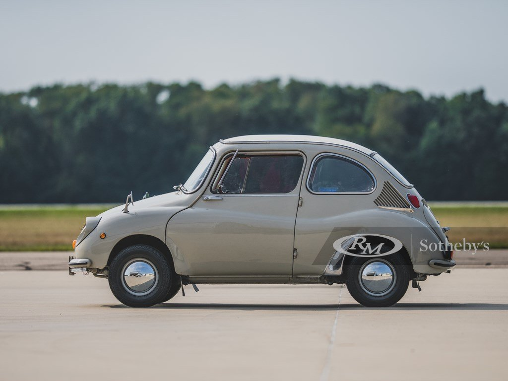 1969 Subaru 360 Deluxe  For Sale by Auction (picture 5 of 6)