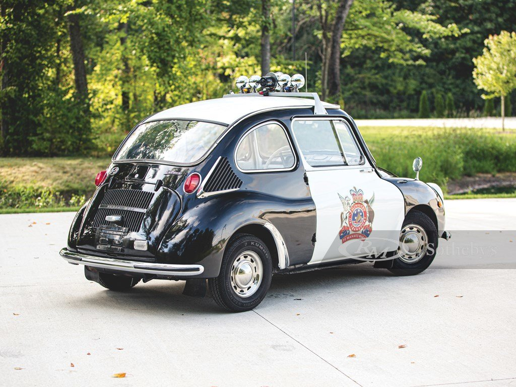 1970 Subaru 360 Police Car  For Sale by Auction (picture 2 of 6)