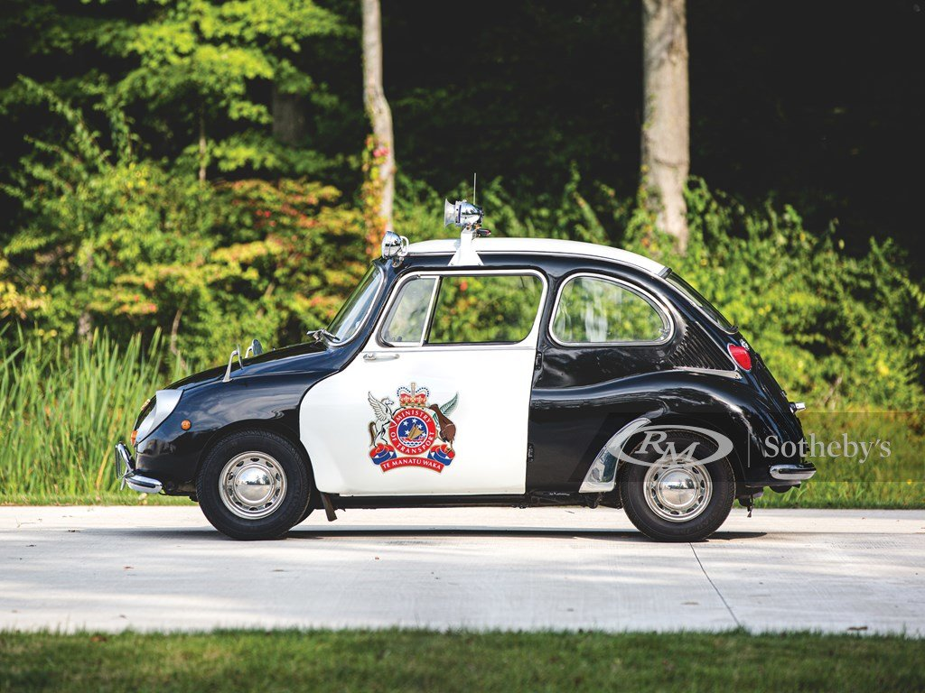 1970 Subaru 360 Police Car  For Sale by Auction (picture 5 of 6)