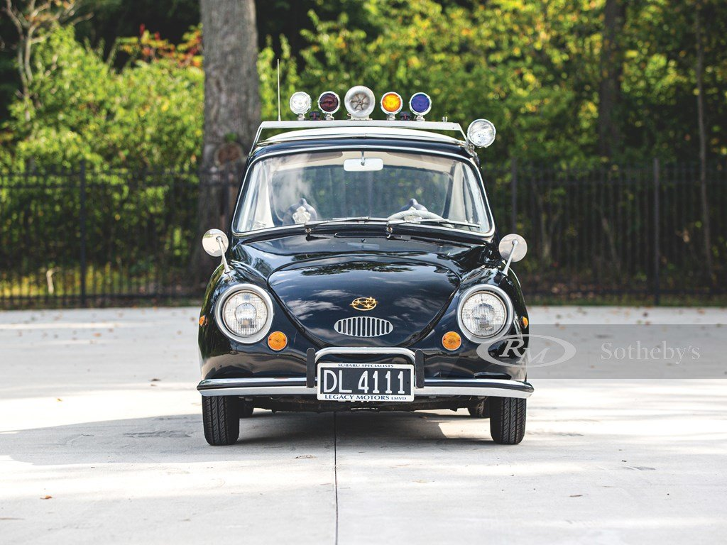 1970 Subaru 360 Police Car  For Sale by Auction (picture 6 of 6)