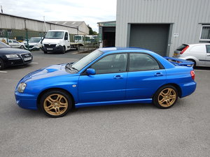 Picture of 2005 SUBARU IMPREZA WRX 2.0 Turbo AWD Saloon SOLD