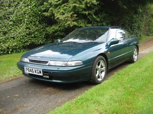 For sale green svx