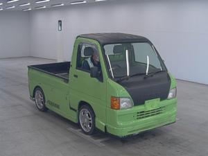 1999 SUBARU SAMBAR KEI PICK UP TRUCK CUSTOM MICRO VAN 660CC