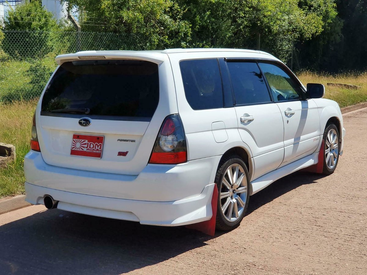 2005 JDM subaru forester sti 2.5 turbo For Sale (picture 3 of 6)