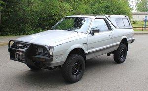 1986 Subaru Brat Sport