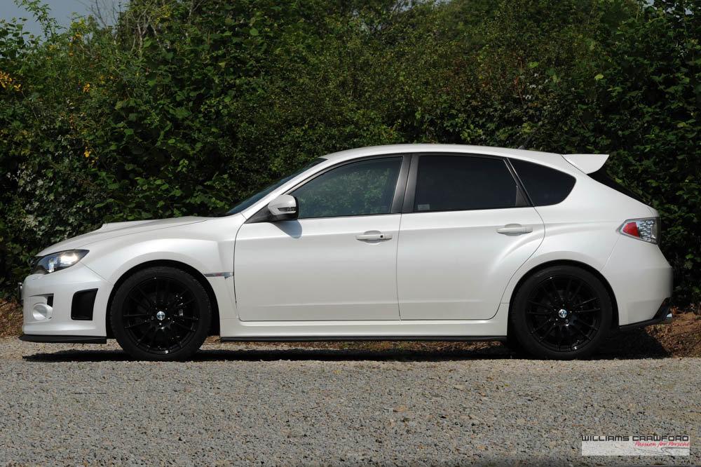 2012 Subaru Impreza WRX STi 5 door manual SOLD (picture 2 of 6)