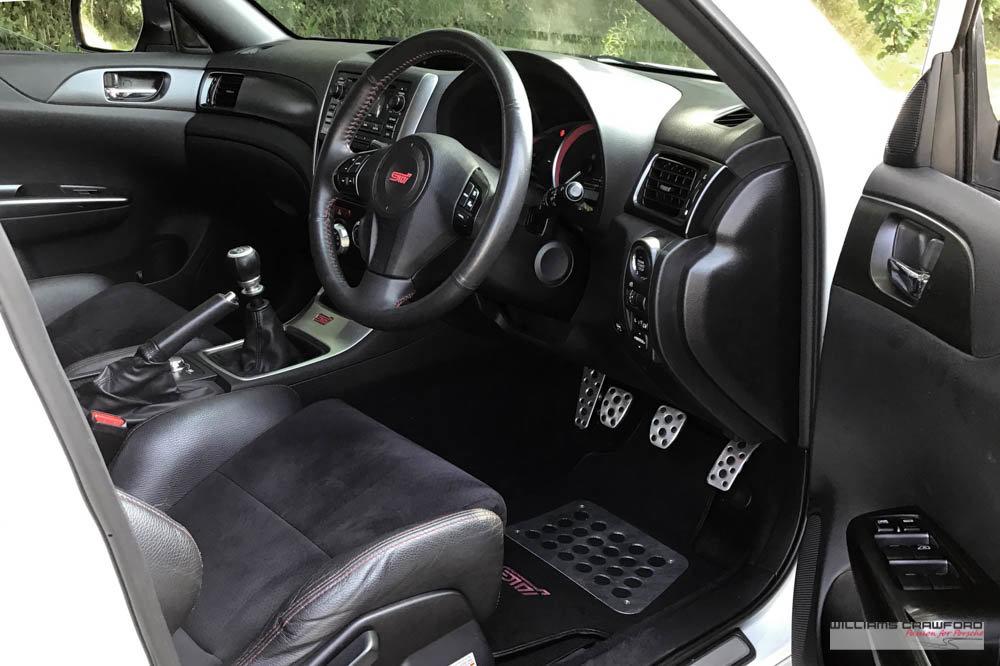 2012 Subaru Impreza WRX STi 5 door manual SOLD (picture 5 of 6)