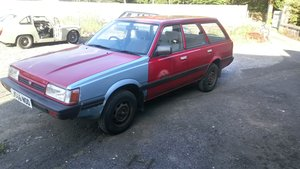 2 Subaru L-Series 4x4 Wagons + spares Price Drop