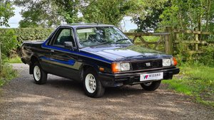 1994 1993 Subaru Pick Up Brat MV 4WD