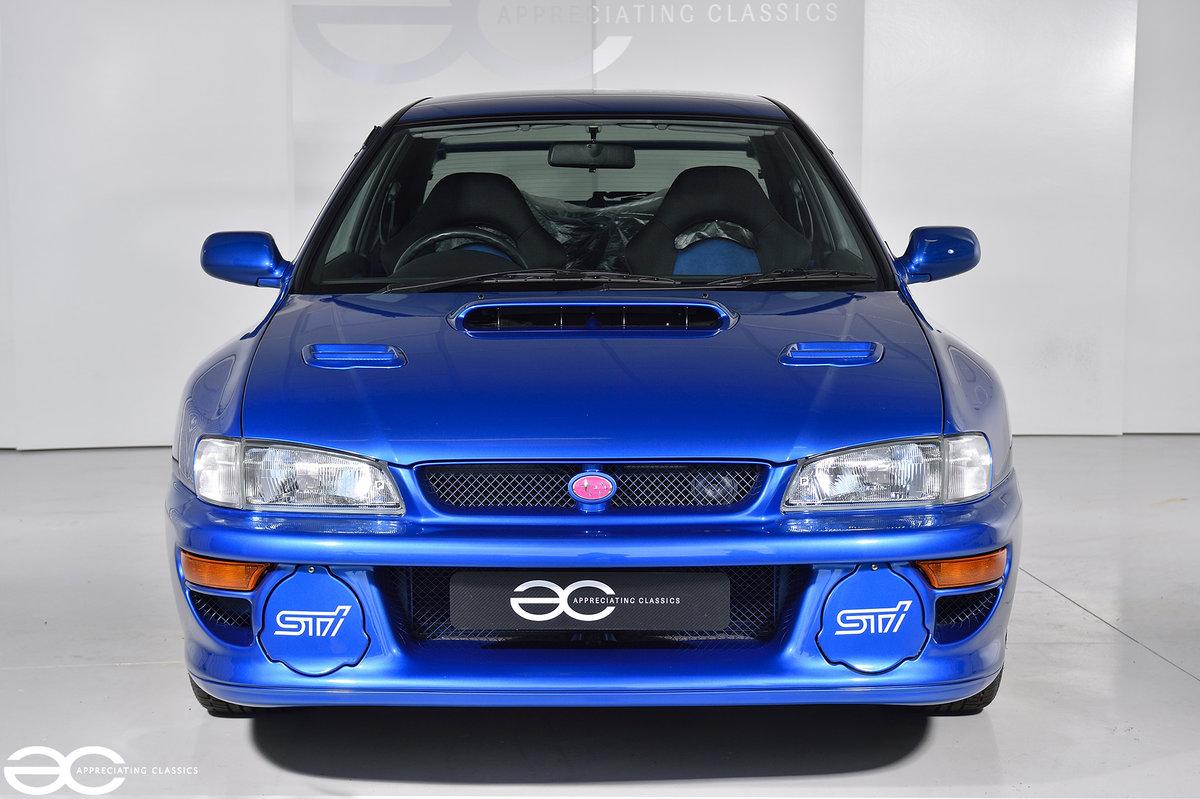 1999 Original & Stunning Subaru Impreza 22B - *270 Miles* SOLD (picture 1 of 6)