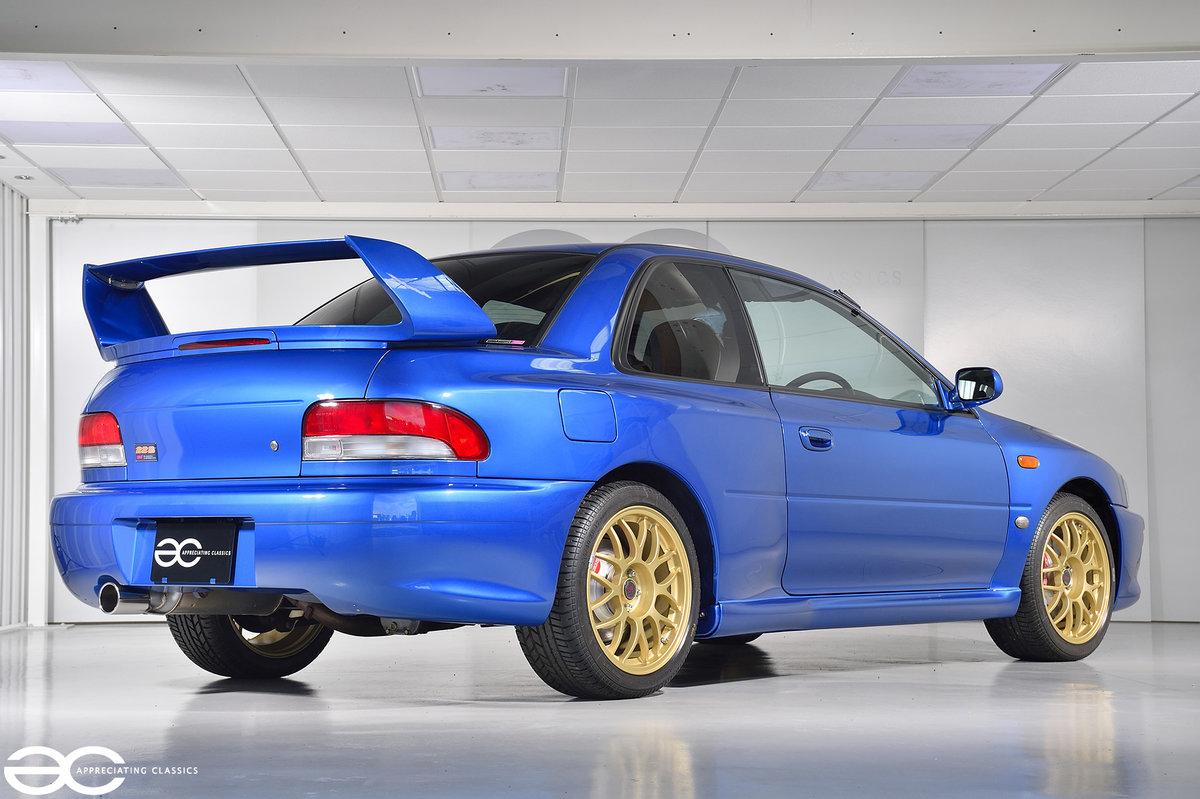 1999 Original & Stunning Subaru Impreza 22B - *270 Miles* SOLD (picture 3 of 6)