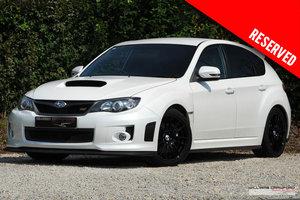 2012 RESERVED - Subaru Impreza WRX STi 5 door manual