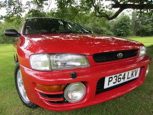 1997 Subaru Impreza Sport AWD 2.0 Estate 21,000 Miles!
