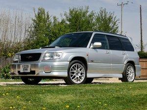 2001 Subaru Forester STI / TB SF5 Rare JDM 285BHP