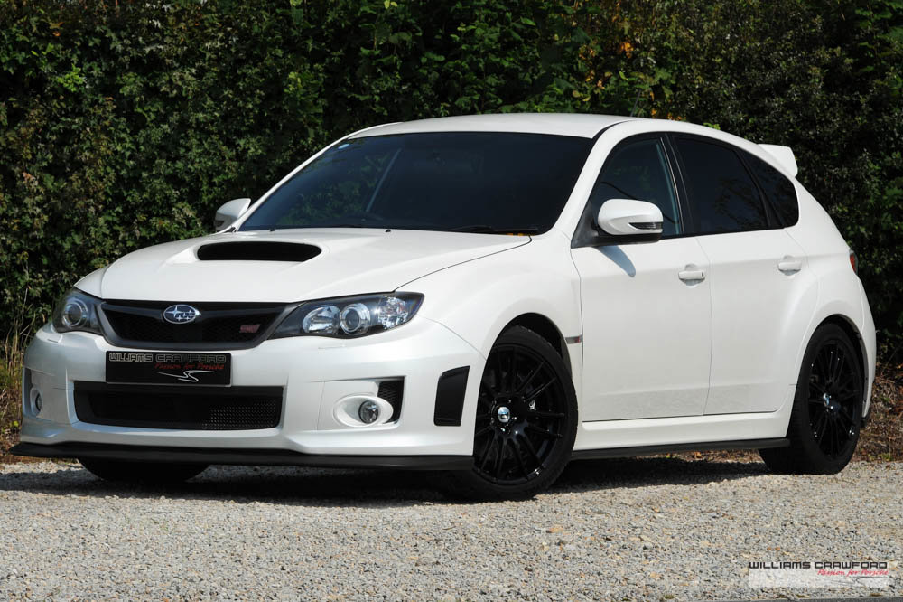 2012 Subaru Impreza WRX STi 5 door manual SOLD (picture 1 of 6)