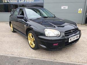 *REMAINS AVAILABLE - AUGUST AUCTION* 2005 Subaru Impreza GX