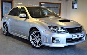 Subaru Impreza 2.5 WRX STi Type-UK 4dr Saloon