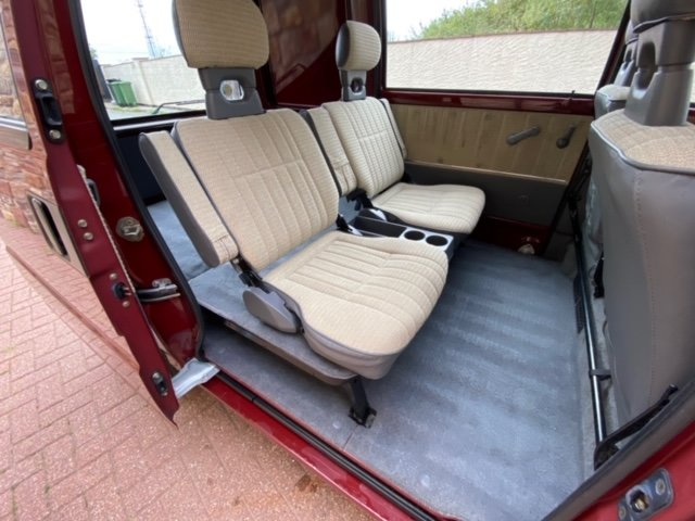 1998 SUBARU SAMBAR RARE CLASSIC EDITION 4X4 * ONLY 40000 MILES *  For Sale (picture 4 of 6)