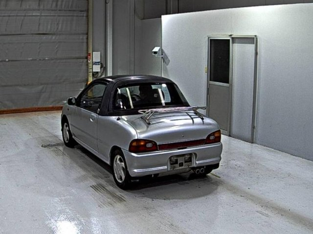 1994 SUBARU VIVIO T-TOP 660CC SUPERCHARGER JDM KEI CAR TARGA TOP  For Sale (picture 2 of 3)