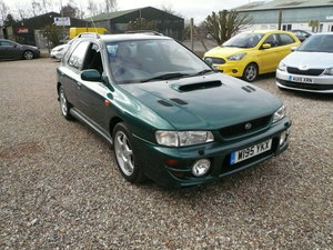 Subaru impreza 2.0 only 48,000 miles one owner