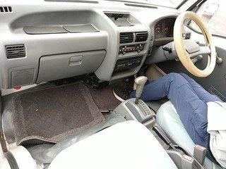 1998 SUBARU SAMBAR SUZUKI EVERY 660CC MINI RETRO VINTAGE CAMPER For Sale (picture 3 of 3)