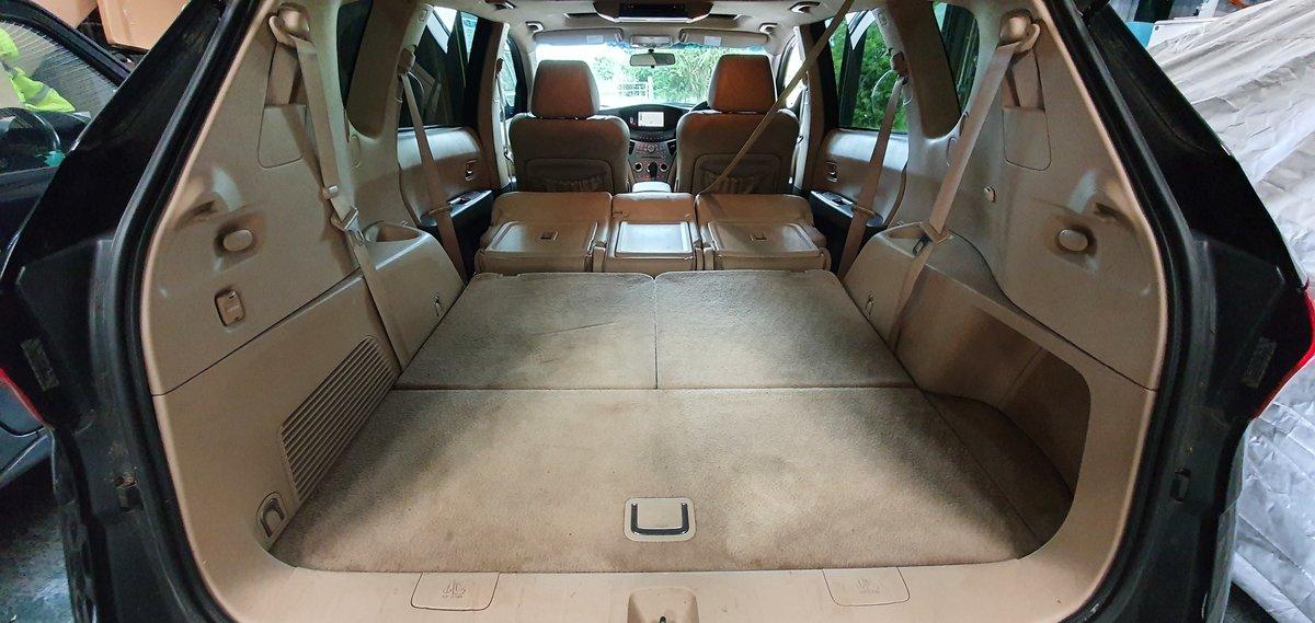 2007 07 Subaru Tribeca 3.0 SE7 Auto 70k FSH Leather Nav + DVD For Sale (picture 5 of 6)