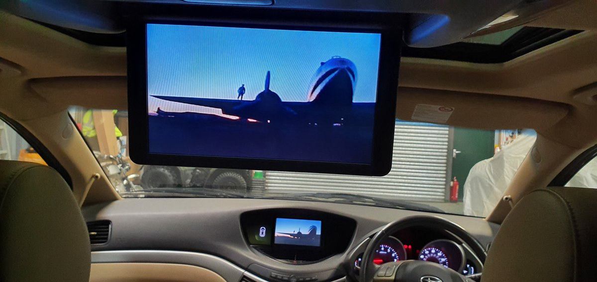 2007 07 Subaru Tribeca 3.0 SE7 Auto 70k FSH Leather Nav + DVD For Sale (picture 3 of 6)