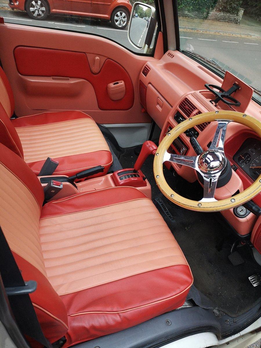 1997 Subaru Sambar small van For Sale (picture 3 of 6)