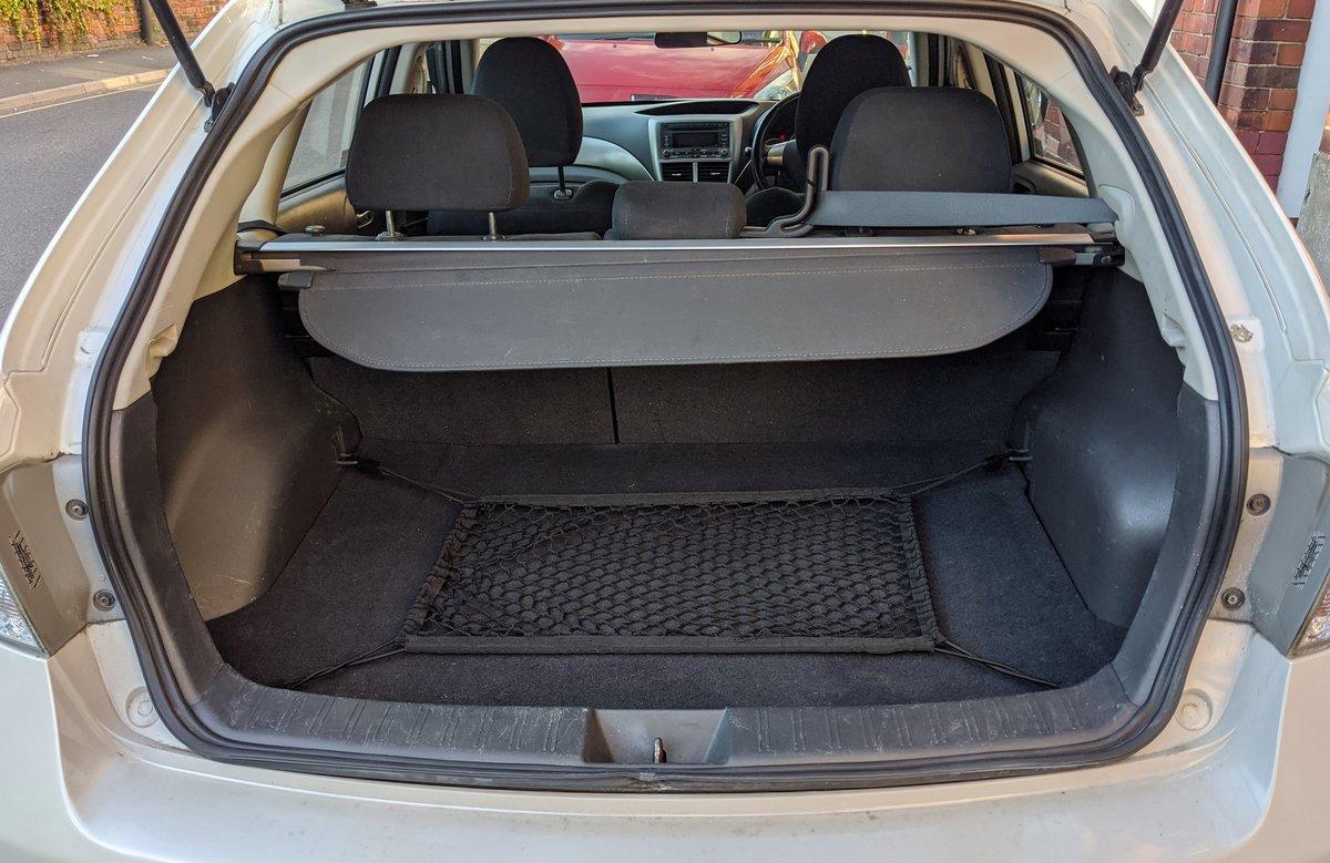 2009 Subaru Impreza RX 1.5 AWD For Sale (picture 6 of 6)