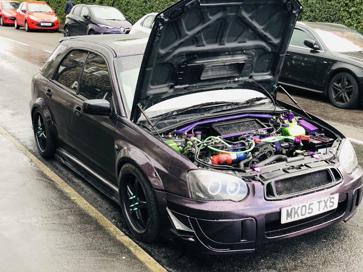 2005 Subaru Impreza wrx wagon modified 270bhp For Sale (picture 4 of 6)