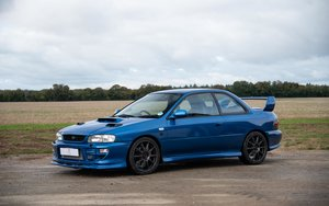 Picture of 2000 Subaru Impreza P1 Limited Edition