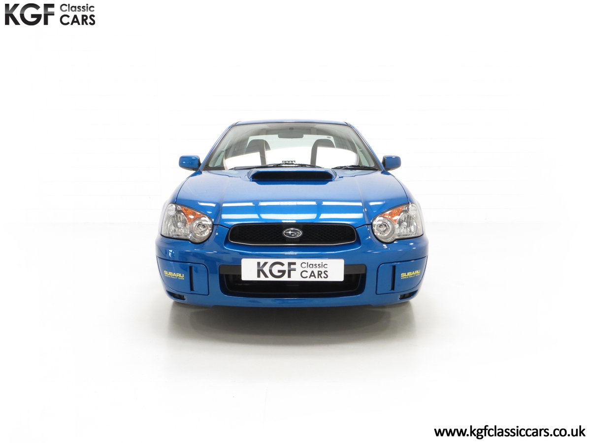 2005 A Special Edition UK Subaru Impreza WRX 300 SOLD (picture 3 of 24)