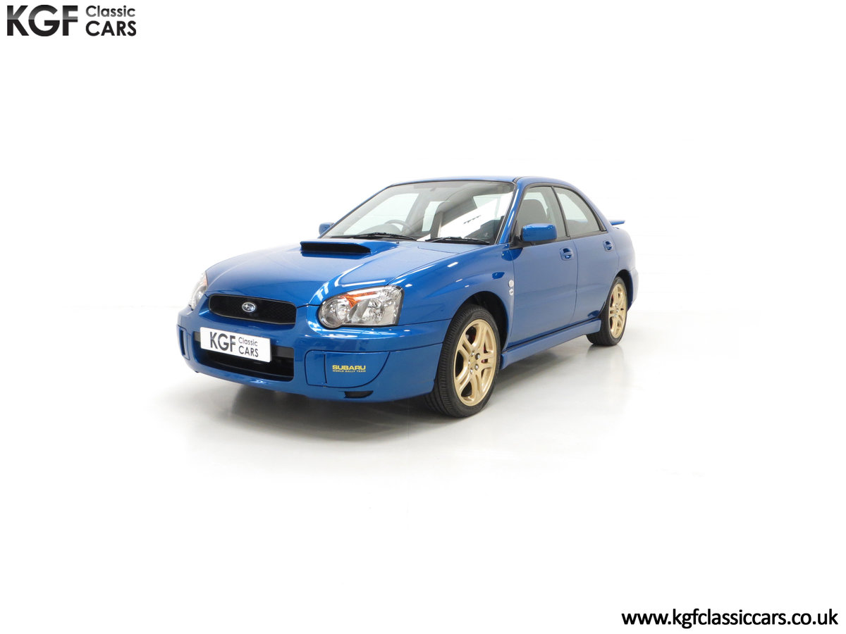 2005 A Special Edition UK Subaru Impreza WRX 300 SOLD (picture 6 of 24)