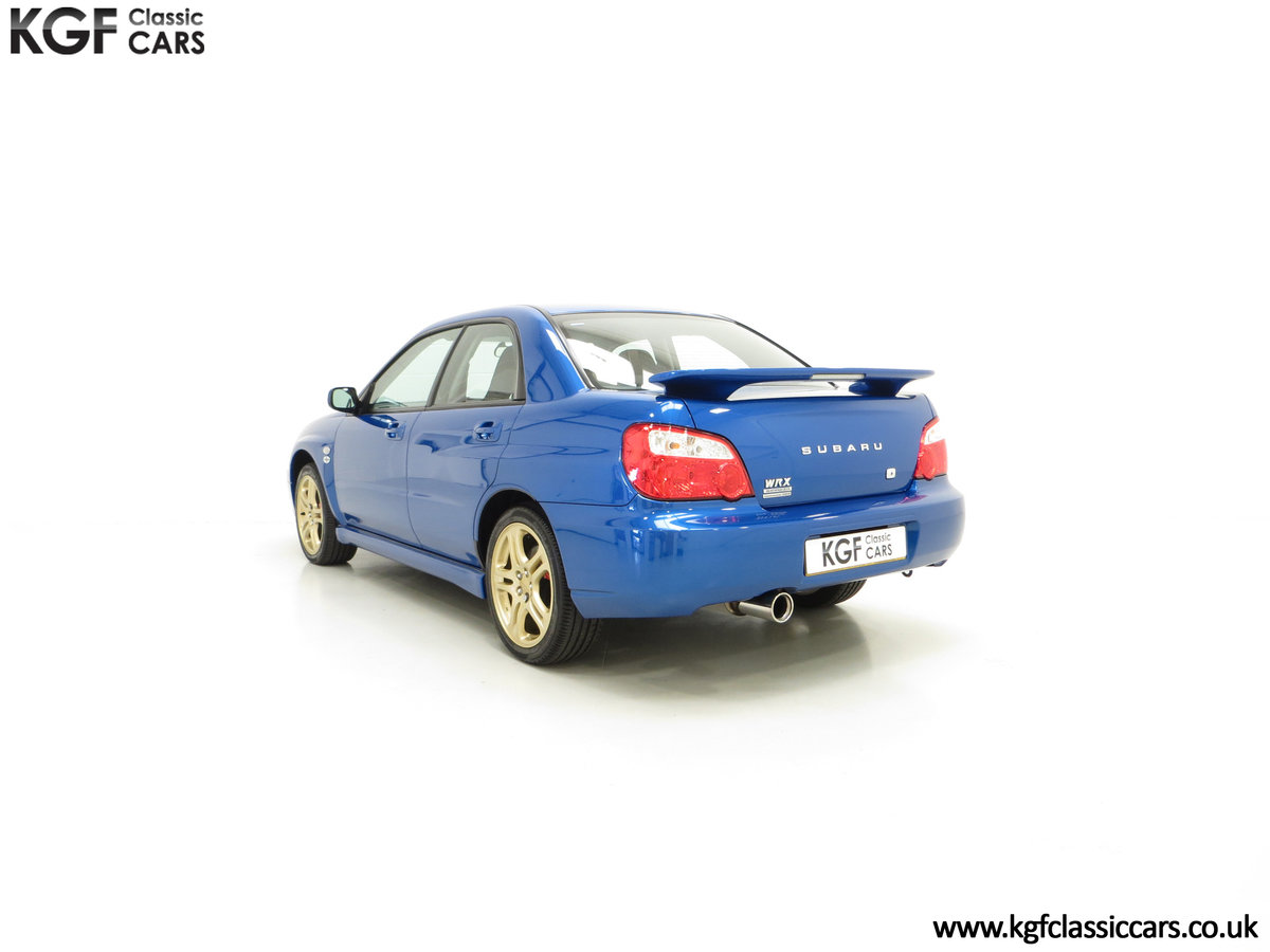 2005 A Special Edition UK Subaru Impreza WRX 300 SOLD (picture 8 of 24)