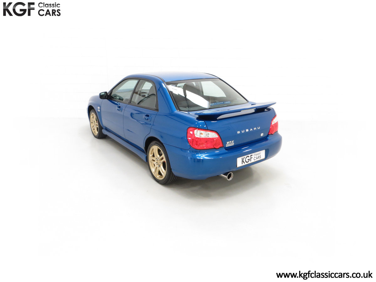 2005 A Special Edition UK Subaru Impreza WRX 300 SOLD (picture 9 of 24)
