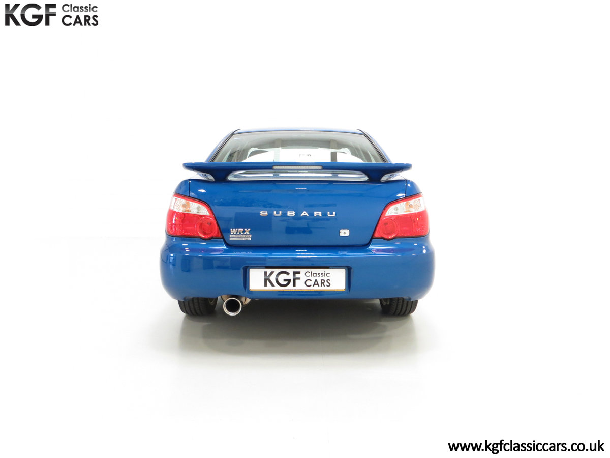 2005 A Special Edition UK Subaru Impreza WRX 300 SOLD (picture 10 of 24)