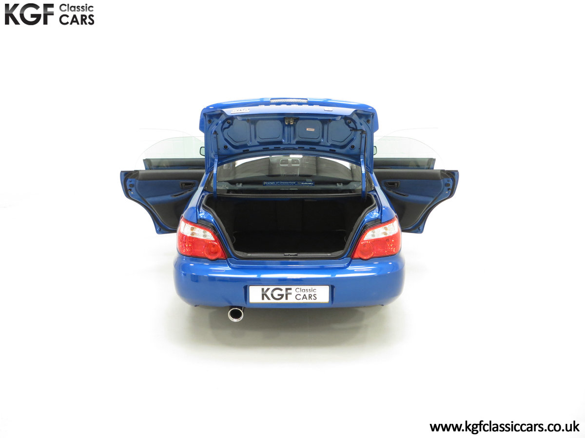 2005 A Special Edition UK Subaru Impreza WRX 300 SOLD (picture 11 of 24)