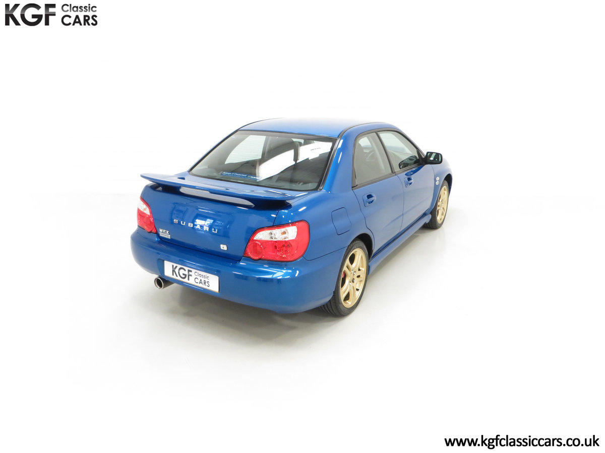 2005 A Special Edition UK Subaru Impreza WRX 300 SOLD (picture 12 of 24)