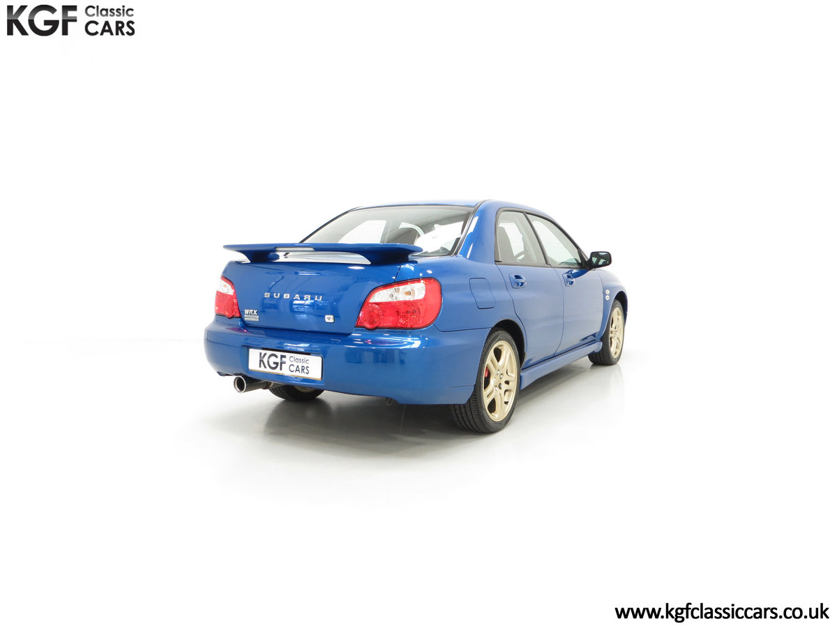 2005 A Special Edition UK Subaru Impreza WRX 300 SOLD (picture 13 of 24)