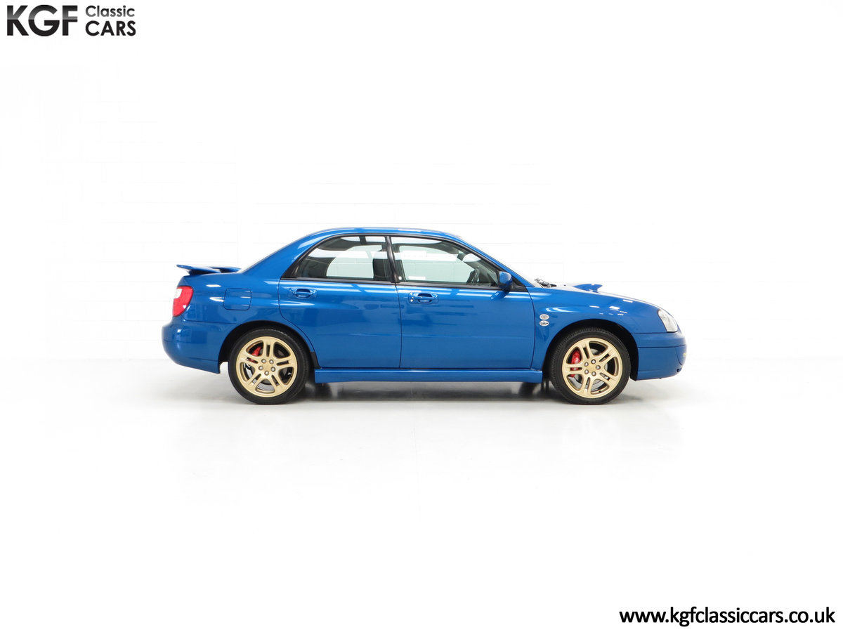 2005 A Special Edition UK Subaru Impreza WRX 300 SOLD (picture 14 of 24)