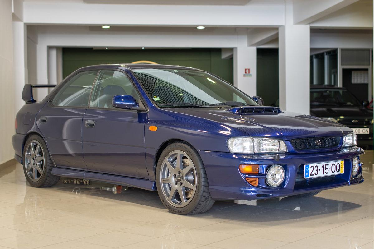 1999 Subaru Impreza 2.0 AWD Prodrive For Sale (picture 1 of 6)