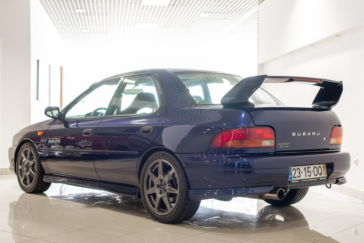 1999 Subaru Impreza 2.0 AWD Prodrive For Sale (picture 2 of 6)