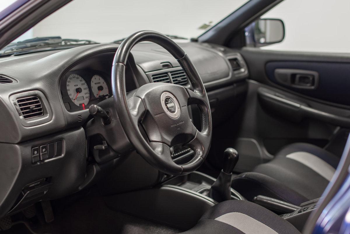 1999 Subaru Impreza 2.0 AWD Prodrive For Sale (picture 3 of 6)