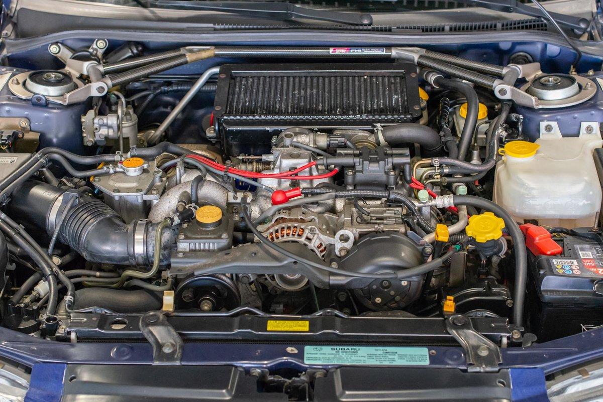 1999 Subaru Impreza 2.0 AWD Prodrive For Sale (picture 4 of 6)
