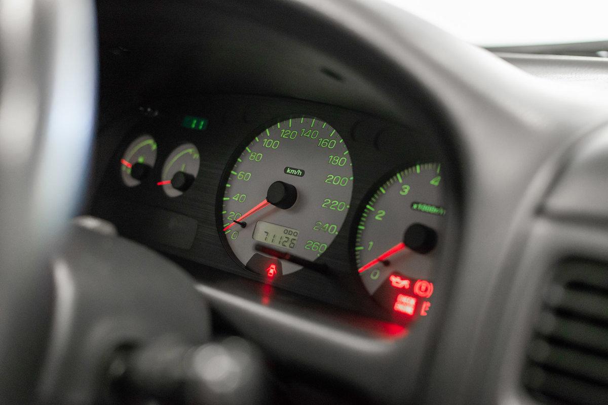 1999 Subaru Impreza 2.0 AWD Prodrive For Sale (picture 6 of 6)
