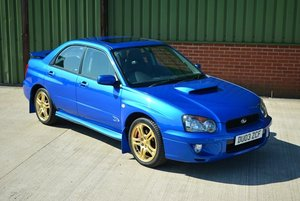 Picture of 2003 Subaru Impreza WRX For Sale by Auction