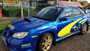 Subaru Impreza WRX 2006 Prodrive