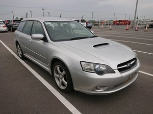 Picture of 2003 Subaru Legacy GT Turbo Estate Automatic