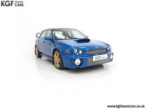 Picture of 2002 A Pristine Subaru Impreza WRX with Just 16,671 Miles SOLD