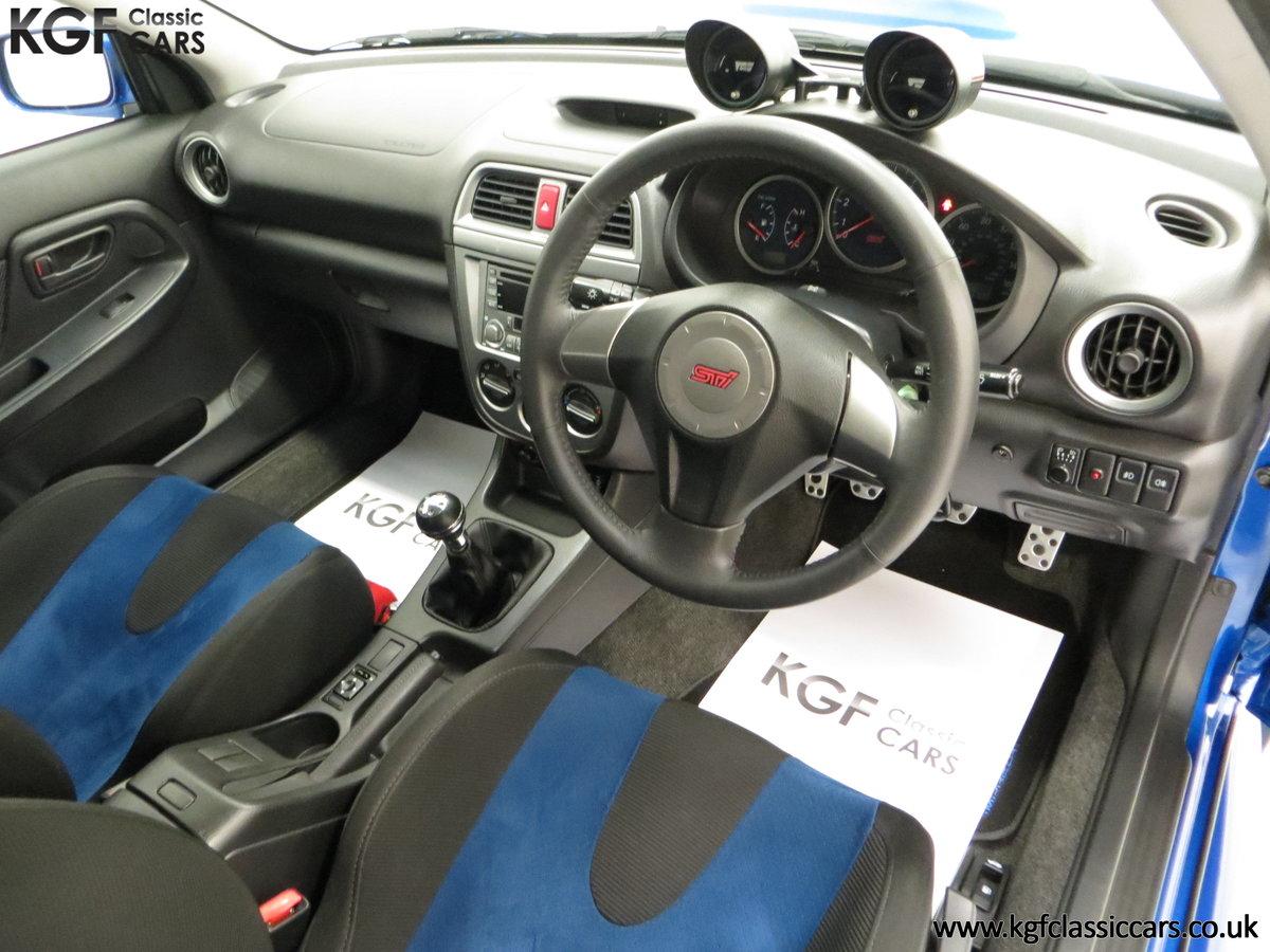 2002 A Pristine Subaru Impreza WRX with Just 16,671 Miles For Sale (picture 18 of 24)